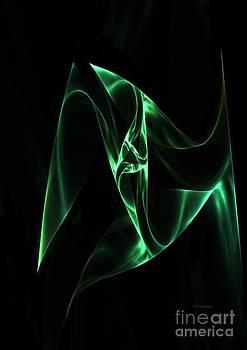 Greg Moores - Sculpture in Green