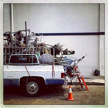 Sculpture Mobile by Brian Huskey