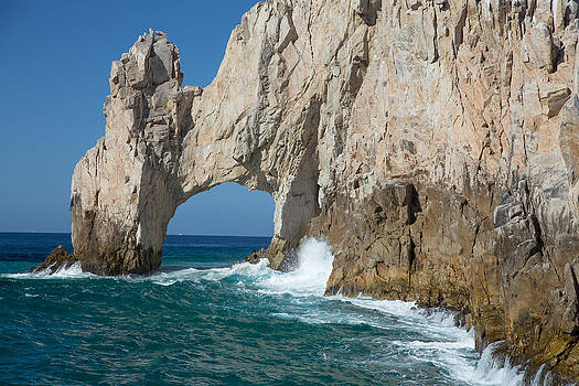 Allan Levin - Sea arch El Arco de Cabo San Lucas