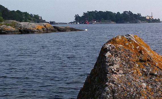 Sea at Kristianstad by Andreea O'Hara