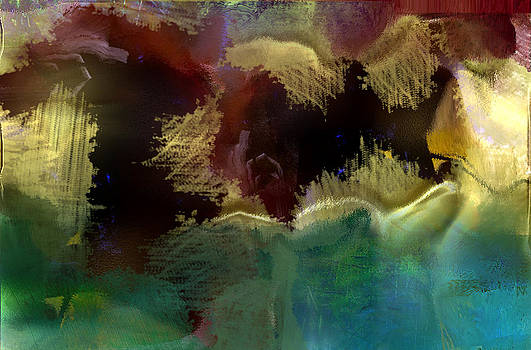Sea Bed by Davina Nicholas