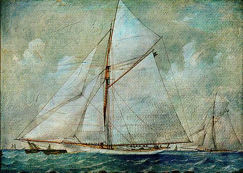 Sea Breeze by Sarah Vernon