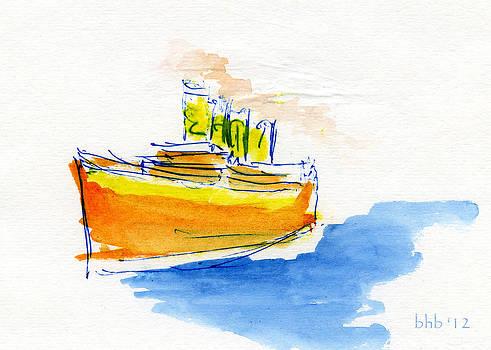 Sea Cruise by Bruce Blanchard