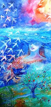 Sea Dreaming  by Trudi Doyle