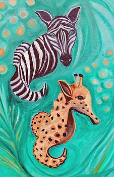 Sea-fari by Melanie Wadman