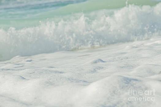 Sea Foam - Ocean Medley by Sharon Mau