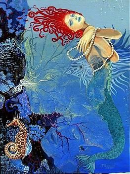 Sea Goddess by Fatima Azimova