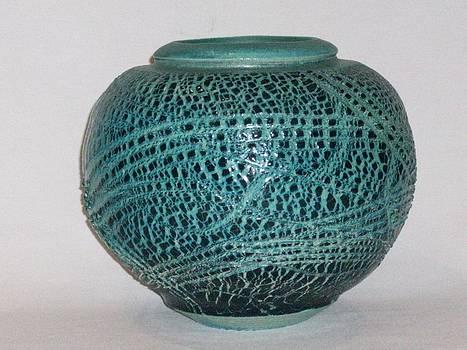 Sea Green Swirl by Mike Daley