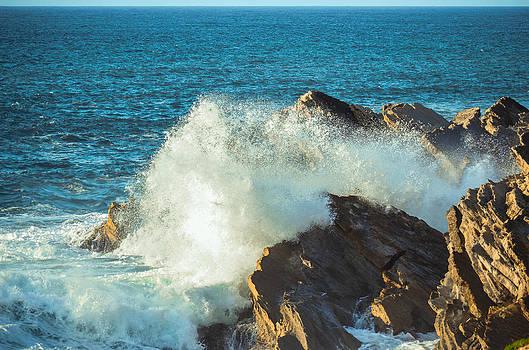 Alexandre Martins - Sea Hitting The Rocks II