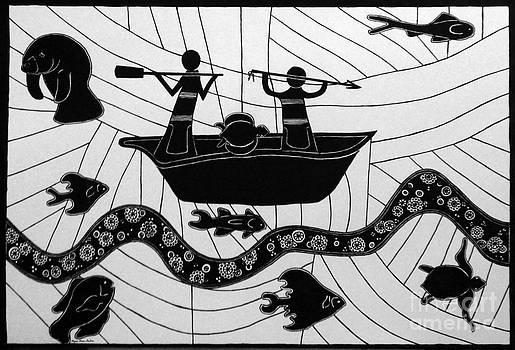 Sea Hunt by Megan Dirsa-DuBois