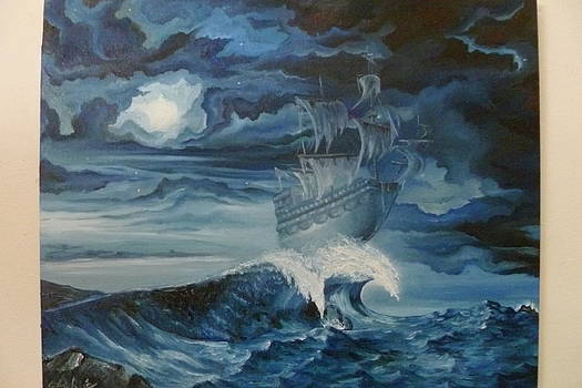 Sea by Josh Pohlig