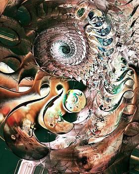 Anastasiya Malakhova - Sea Monster