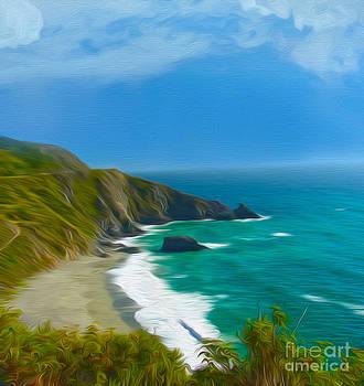 Sea by Nur Roy