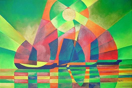 Tracey Harrington-Simpson - Sea Of Green