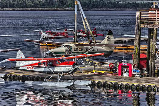 Sea planes  1s14v1 by Timothy Latta
