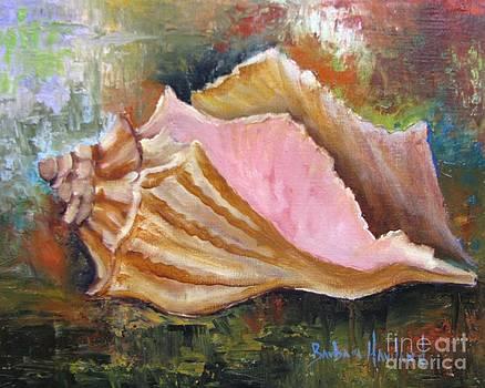Sea Shell by Barbara Haviland
