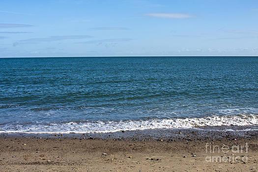 Sea shore by Trevor Buchanan