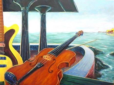 Sea Strings by Lynn Stewart