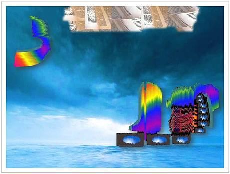 Sea Torah by Prosper Abitbol
