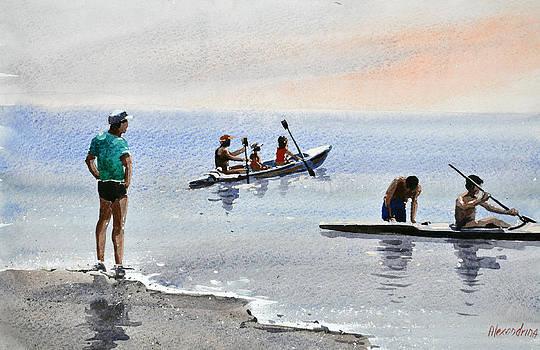 Sea Trip by Irina Alexandrina