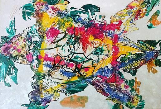 Sea Turtle by Tonya Mower Zitman