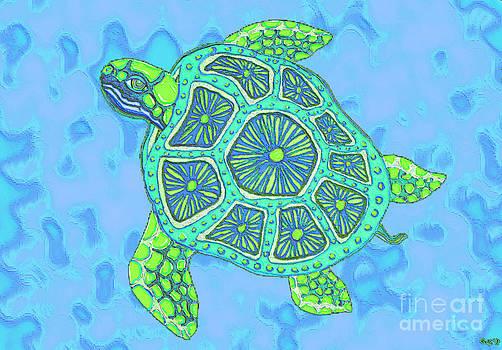Nick Gustafson - Sea Turtle Too