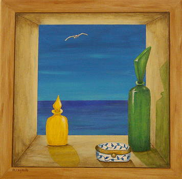 Sea View two by Pamela Allegretto