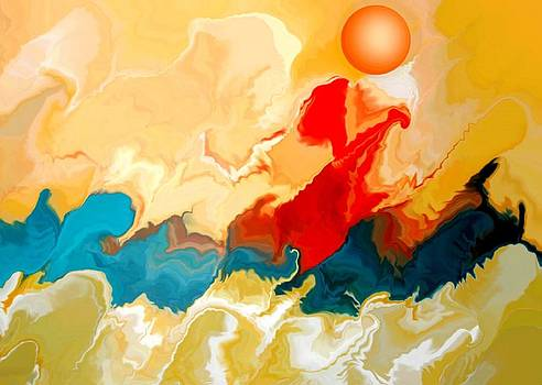 Seacape by Joseph Ferguson