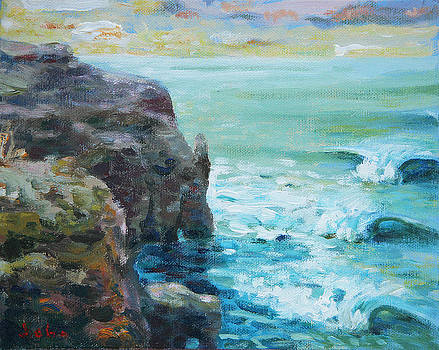 Seacaves by John Matthew