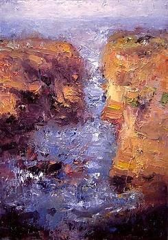 Seacliffs by R W Goetting