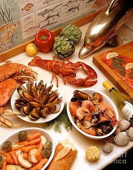 Craig Lovell - Seafood Extravaganza