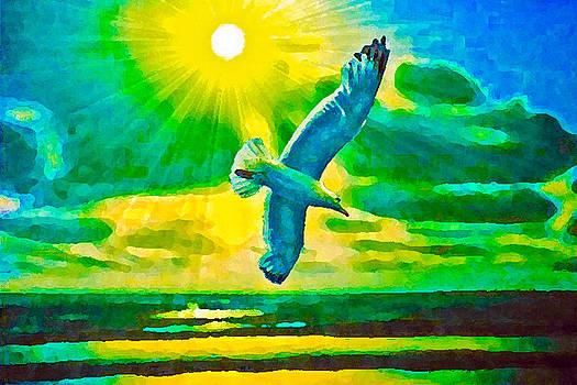 Algirdas Lukas - Seagull