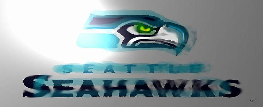 Marcello Cicchini - Seahawks 2 - Seattle