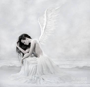 Seahorse Angel by Lynn Jackson