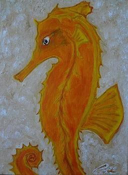 Seahorse by Carlos Alvarado
