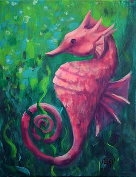 Seahorse by Maryn Crawford