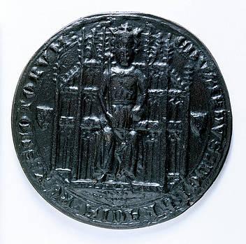 Seal Of Edward Balliol by British Library