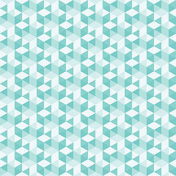 Seamless Pixel Pattern  by Mike Taylor