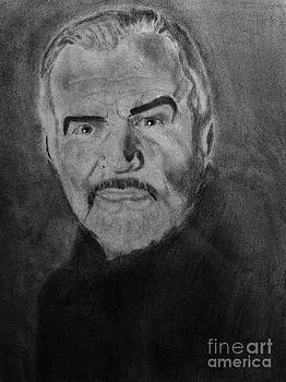 Sean Connery First Knight by Jack Lepper
