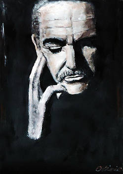 Sean Connery by Olivia Gray