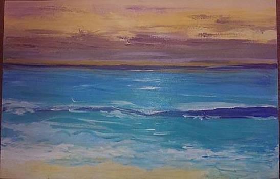 Seascape 6 by Judi Goodwin