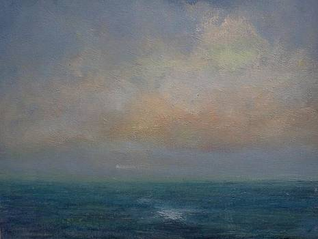 Seascape - A Nereid Sighting by Joe Leahy