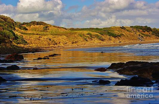 Seascape at Phillip island by Blair Stuart