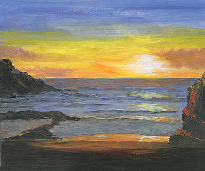 Seascape by Harold Shull