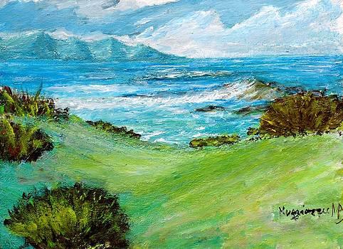 Seascape by Mauro Beniamino Muggianu