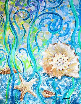 Seashells by Jan Marvin by Jan Marvin