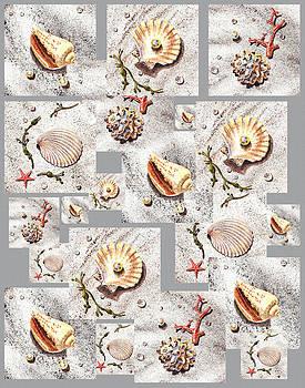 Irina Sztukowski - Seashells Pattern I