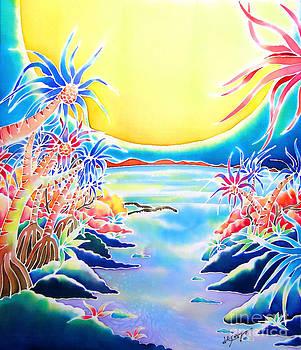 Hisayo Ohta - Seashore in the moonlight