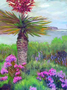Seaside Garden by SharonJoy Mason