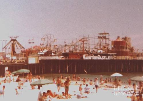Seaside Heights  by Anthony Morris